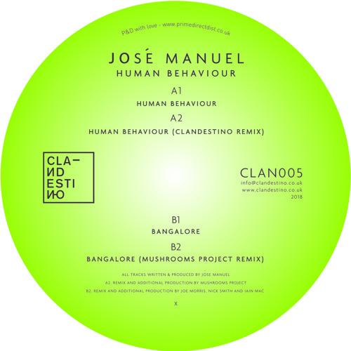 "DC Promo Tracks #163: Jose Manuel ""Bangalore""(Mushroom Project Remix)"