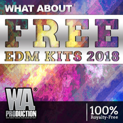 NEW Webstore Launched!   Free EDM Kits 2018 (12 Kits + FL Studio Templates)