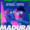 Cosculluela Feat. Bad Bunny - Madura (Miki Hernandez & Tony D. Edit) Portada del disco