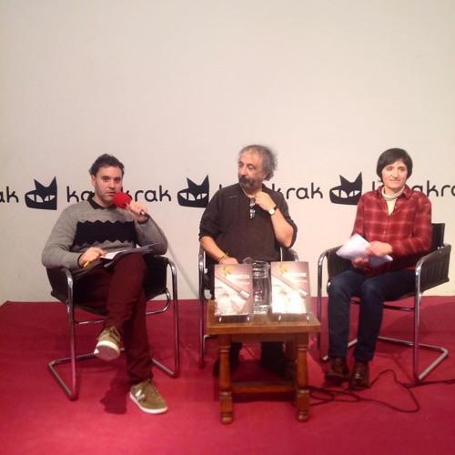 «El desarme» «Armagabetzea»: Jon Jimenez, Iñaki Egaña, Goizeder Taberna