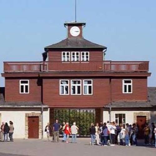 Gedenkstätte Buchenwald: Das Lagertor