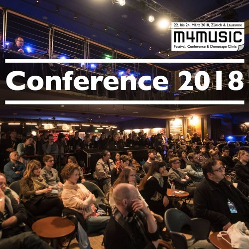 Virtual Reality and Music | Conference m4music 2018
