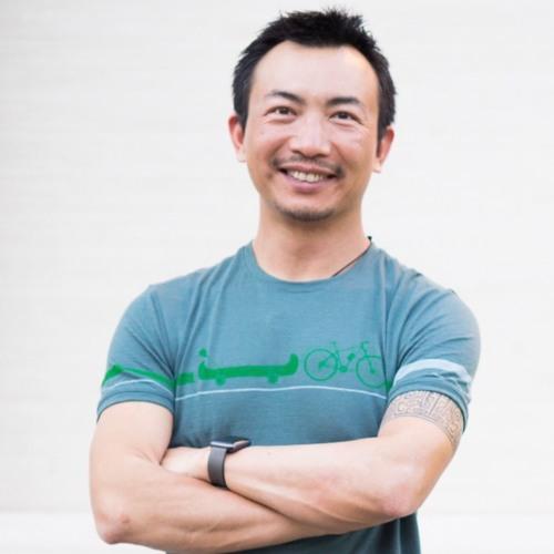 996 Podcast - Episode 9 Brad Bao of LimeBike on Tackling America's Last-mile Problem