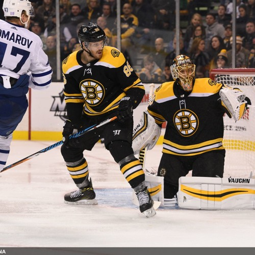 Talking #MLB w/ Seth Everett and #NHLBruins with Tim Rosenthal from Bruins Daily