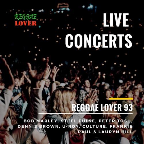 93 - Reggae Lover - Live Reggae Concert Mix