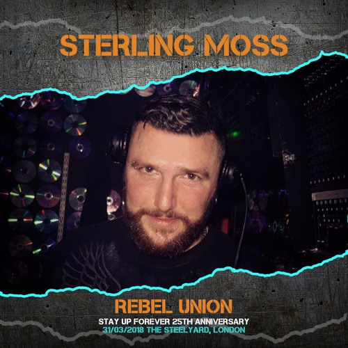 Sterling Moss Rebel Union Promo Mix 2018