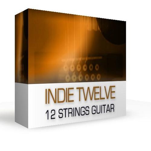 Indie Twelve - 12 Strings acoustic guitar for Native Instruments Kontakt