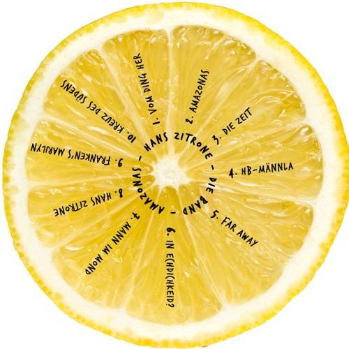 Hans Zitrone - Die Zeit