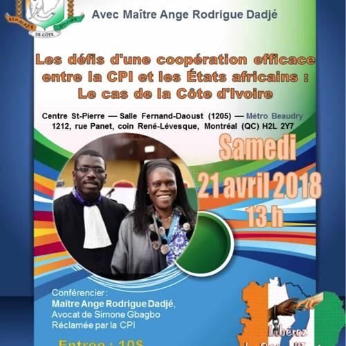 Le Pied A Papineau CKVL FM: Côte d'Ivoire: les dessous des causes de Simone et Laurent Gbagbo
