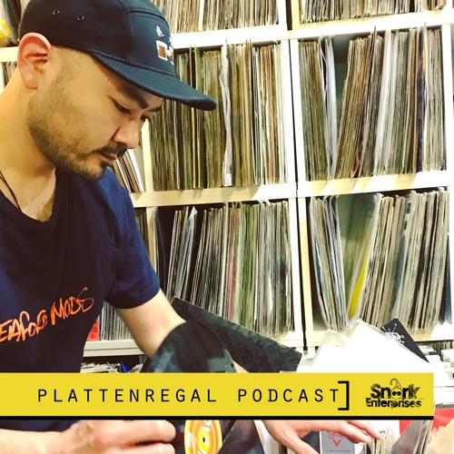 Lyoma - Plattenregal Podcast