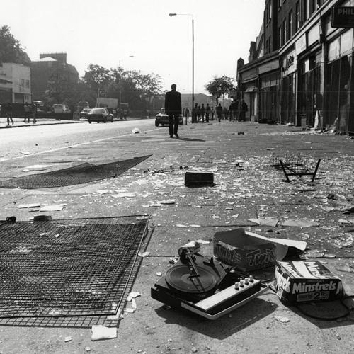 Riots In Brixton, Scene 38 - Adam Badí Donoval (ACR) 04.11.18