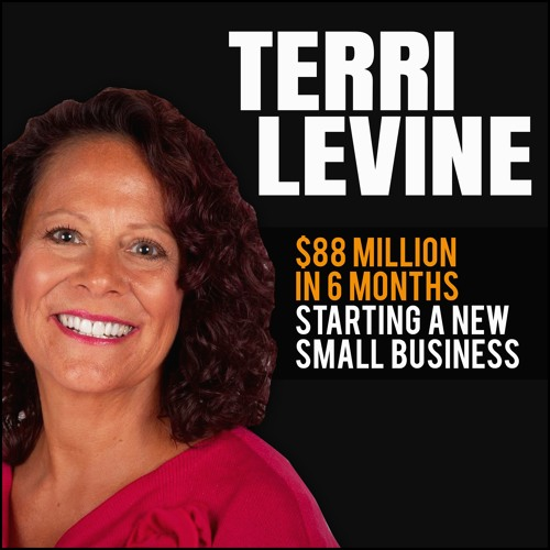 Terri Levine: $88 Million In 6 Months Starting A New Small Business