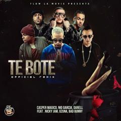 Te Boté (Remix) Nio Garcia ft. Darell, Casper, Bad Bunny, Ozuna y Nicky Jam