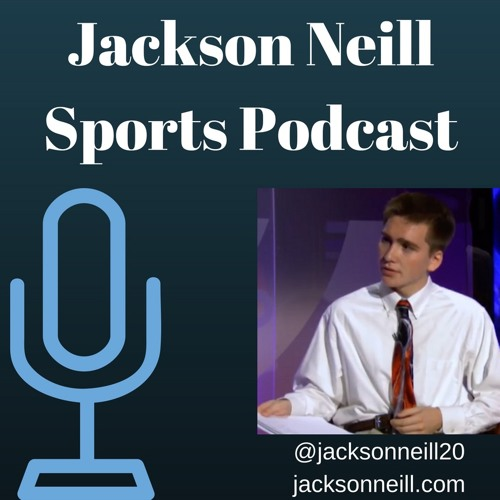 Why LeBron Should Win the MVP: Jackson Neill Sports Podcast EP. 32 (4-11-18)