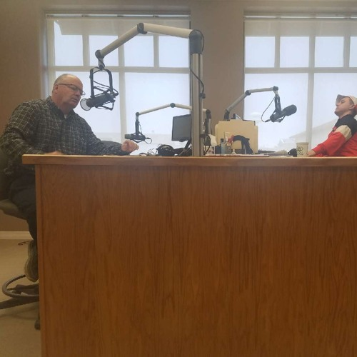 Mike Lundbohm joins the Roseau Rams coaches show