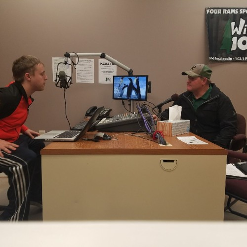 Don Johnson joins the Roseau Rams coaches show