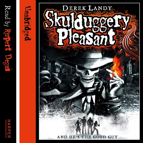 Skulduggery Pleasant, by Derek Landy, read by Rupert Degas (Audiobook extract)