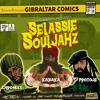 SOLID ROCK - Selassie Souljahz (feat. Chronixx, Kabaka Pyramid, Protoje) (Apr. '18)