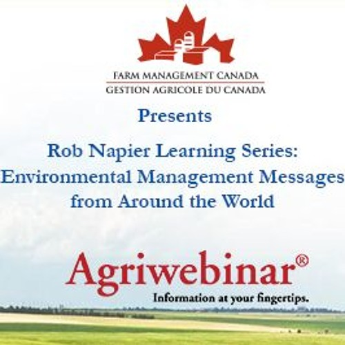 Rob Napier Learning Series: Environmental Messages From Around The World