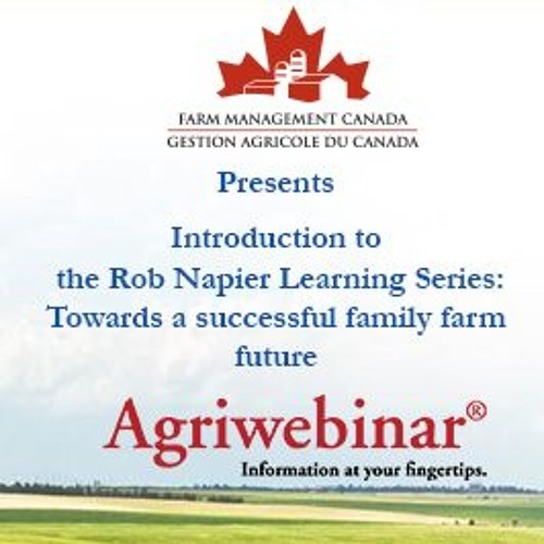 Introduction To The Rob Napier Learning Series