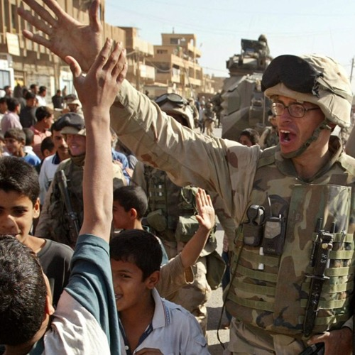 Remembering the invasion of Baghdad