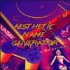 aesthetic name generator