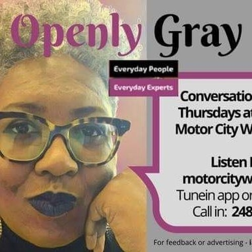Openly Gray With Kija Gray Human Trafficking 04 - 12 - 18