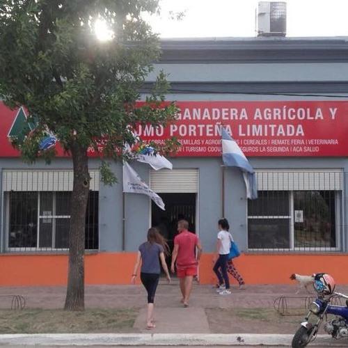 Nueva sucursal Cooperativa Ganadera en Ramona