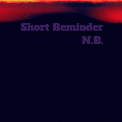 Short Reminder