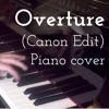 [S] Overture (Canon Edit/Act 7): Piano Arrangement