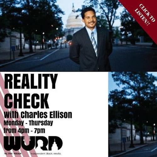 Reality Check 4.11.18 - Dr. Jamila Perritt