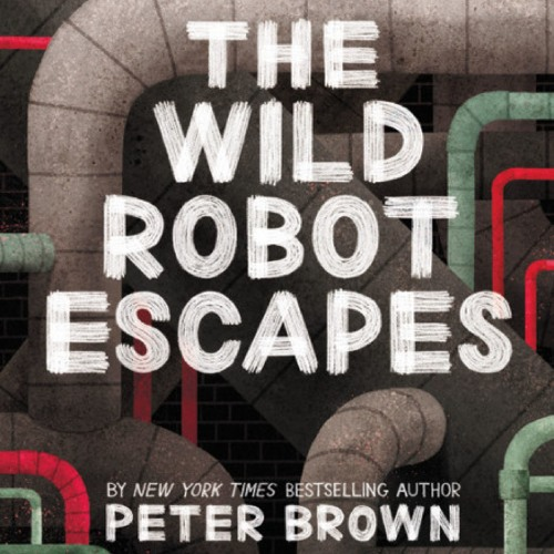 Peter Brown Talks About THE WILD ROBOT ESCAPES