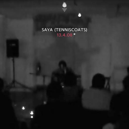 """Saya (Tenniscoats) """"My Car Is Burning"""" from 13.4.08"""