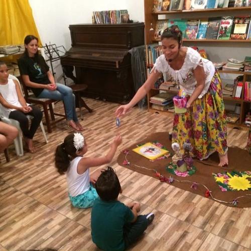 No interior do estado do Rio, biblioteca comunitária completa 7 anos em área rural