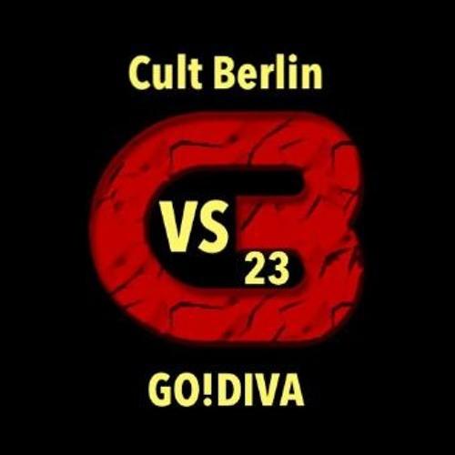 GO!DIVA Podcast 4 VS 23 Cult Berlin VS GO!DIVA 03 - 2018