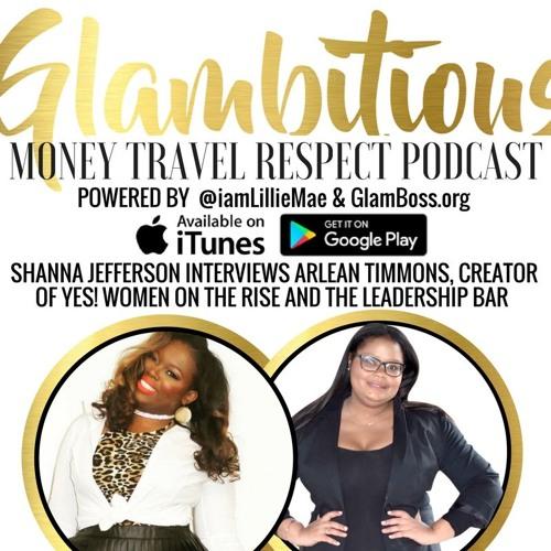 Ep. 23: CoHost Shanna A. Jefferson interviews Arlean Timmons