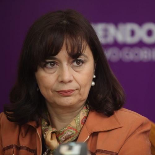 Emma Cunietti, Coordinadora General de Educación Superior