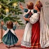 B.Feoktistov. Around the Christmas tree (for children's choir with piano) oр.42