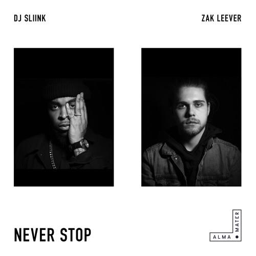 DJ Sliink, Zak Leever - Never Stop