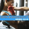 April 2018 EDM Workout DJ Mix
