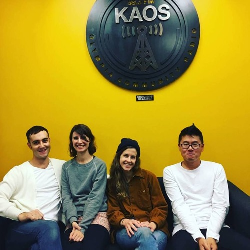 Jessica Dennison + Jones: Studio Session on KAOS