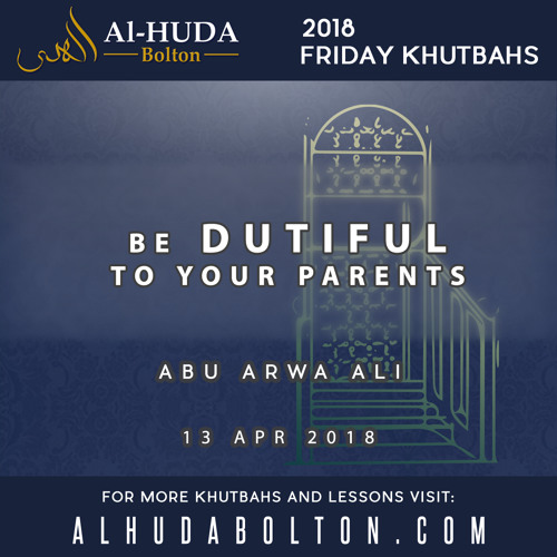 Be Dutiful to Your Parents