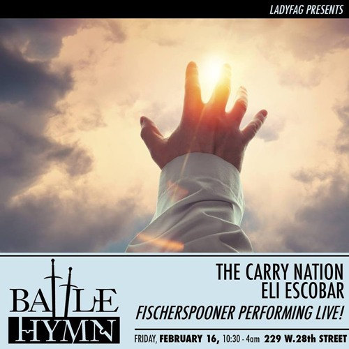 The Carry Nation Live @ Battle Hymn 2/16/18