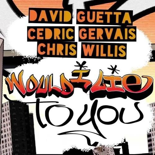 [Melodie Rush Edit]David Guetta - Would I Lie To You (Cash Cash Remix)| FREE DOWNLOAD