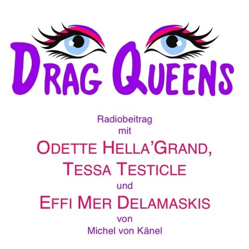 Radiobeitrag Drag Queens