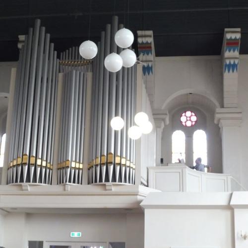 Orgelbespeling Zaterdag 14 April 2018 Tim Bouwsma  Grote Kerk Terneuzen