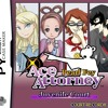Detention Center ~ Elegy of the Matured | Pearl Fey Ace Attorney