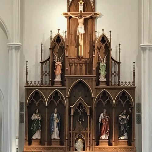 Father Greiner Homily April 15, 2018