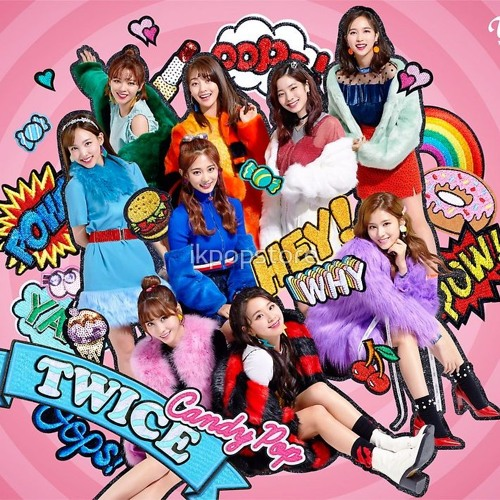 TWICE - CANDY POP ( SING COVER )