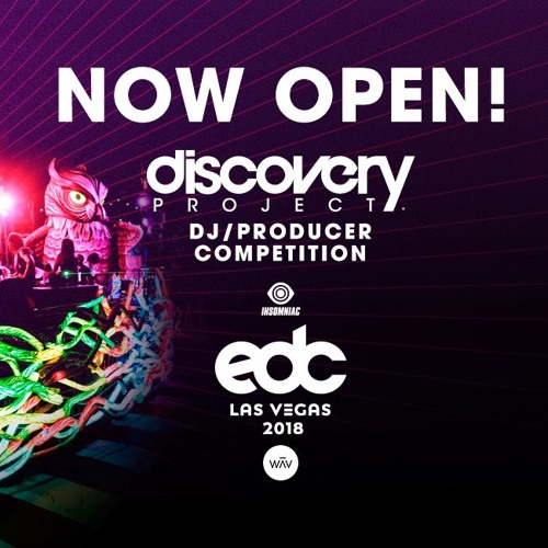 Discovery Project - EDC Contest 2018 by SmartAlec | Smart